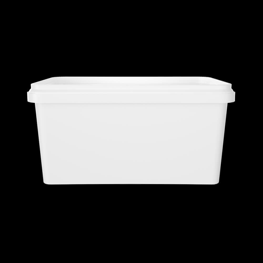 KPP900 - Boîte Rectangulaire Colorée 1050 ml