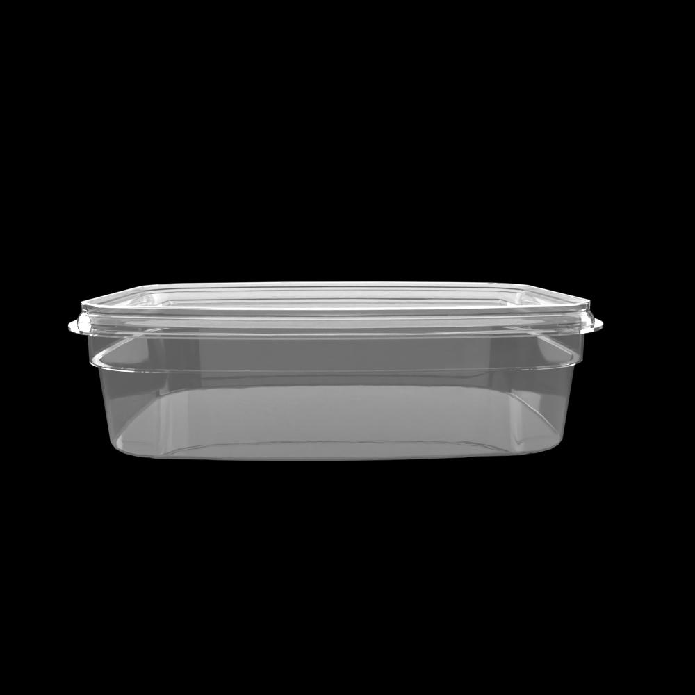 KPL100 - 180 ml Transparent Corner Box